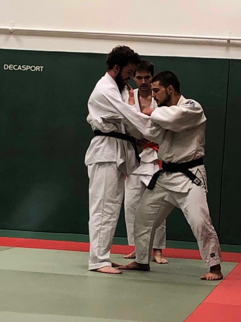 Photo Cours Judo Interbudo